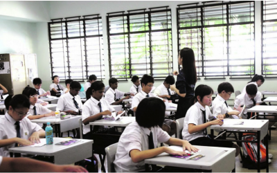 Removing mid-year examinations for primary and secondary school students. How will it affect your child?